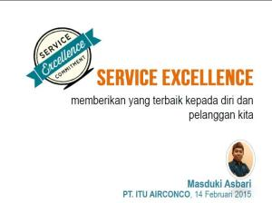 Cover Service Excellence