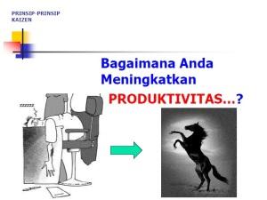 Bagaimana Anda Meningkatkan Produktivitas