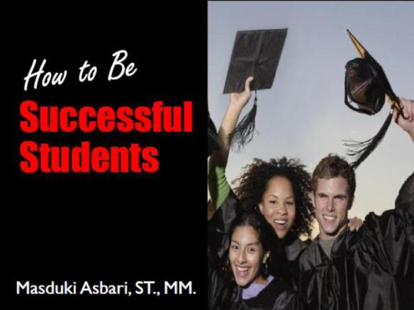 How to Be Successful Students Cover1