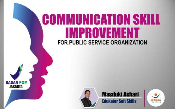 Communication Skill Improvement for Public Service Org Rev.1
