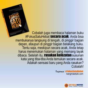 Inspirasi dari Soft Skills Institute 44