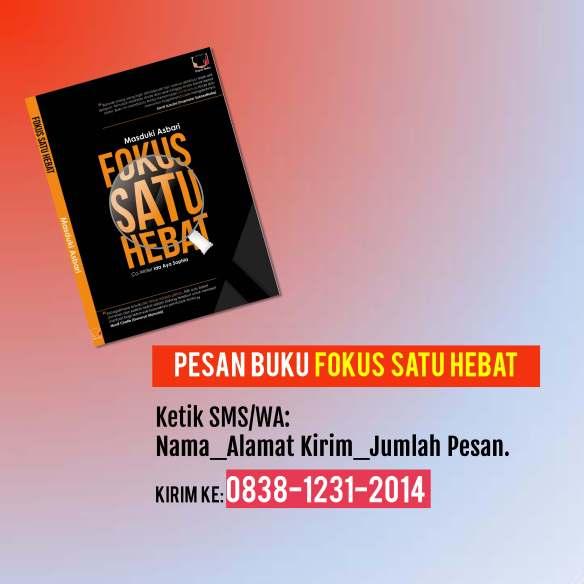 Pesan Buku FSH