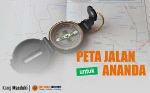 Peta Jalan untuk Ananda_Cover