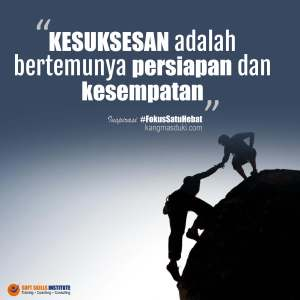 Inspirasi dari Soft Skills Institute 58