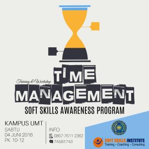 soft skills institute_time management