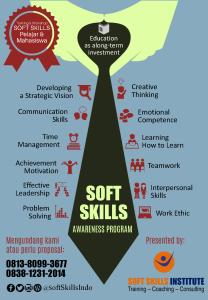 Iklan Soft Skills Awareness Program
