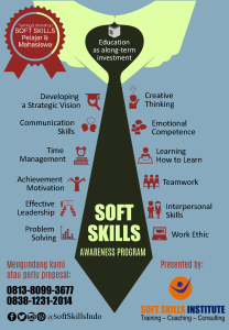 Iklan Soft Skills Awareness Program